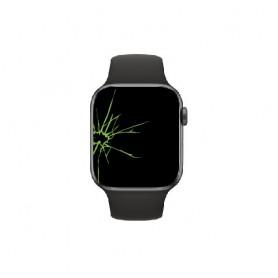 Réparation écran Apple Watch 40mm Serie 6 Vitre + LCD
