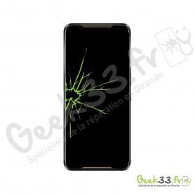Réparation écran Asus ROG Phone 2 (ZS660KL) Vitre + LCD
