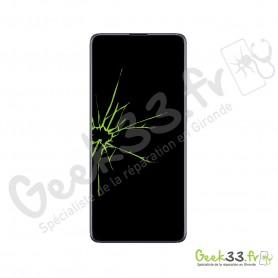 Réparation écran Samsung A71 (A715F) Vitre LCD
