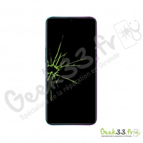 Réparation écran Oppo R17/R17 Pro/RX17 Vitre +LCD