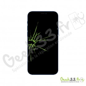 Réparation écran Apple iPhone 12 Vitre + LCD
