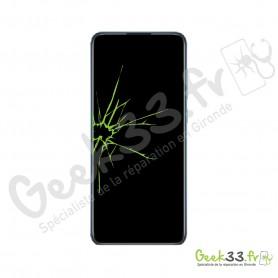 Réparation écran Xiaomi Redmi note 9 Vitre LCD
