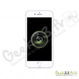 Réparation Apple iPhone SE 2020 nappe camera frontale Facetime