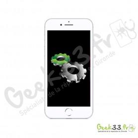 Réparation Nappe volume, Vibreur, Flash et boutton Power Apple iPhone SE 2020