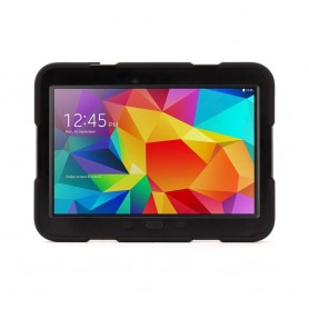 Coque Survivor All-Terrain Military - Griffin - Noir pour Samsung TAB 4