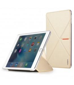 Coque iPad Mini ROCK avec rabat or Devita