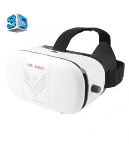 VRMAX Virtual Reality VR lunette 3D Video pour smartphone de 4 à 6 pouces