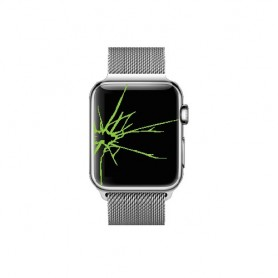 Réparation Apple Watch 38mm Vitre + LCD (Réparation uniquement en magasin)