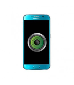 Réparation Samsung Galaxy S6 G920F haut parleur (Réparation uniquement en magasin)