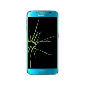 Réparation Samsung Galaxy S6 SM-G920F vitre arrière (Réparation uniquement en magasin)