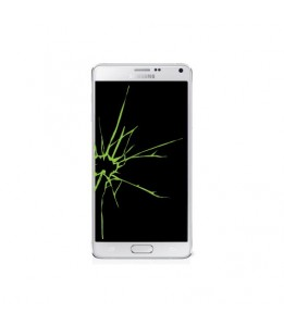 Réparation Samsung Galaxy Note 4 N910F vitre + LCD (Réparation uniquement en magasin)