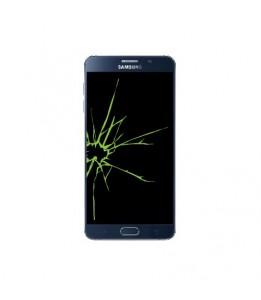 Réparation Samsung Galaxy Note 5 vitre + écran LED (Réparation uniquement en magasin)