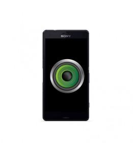 Réparation Sony Xperia Z3 Mini D5803 haut parleur haut (Réparation uniquement en magasin)