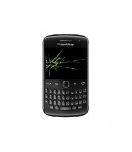 Réparation Blackberry Curve 8520 vitre + LCD