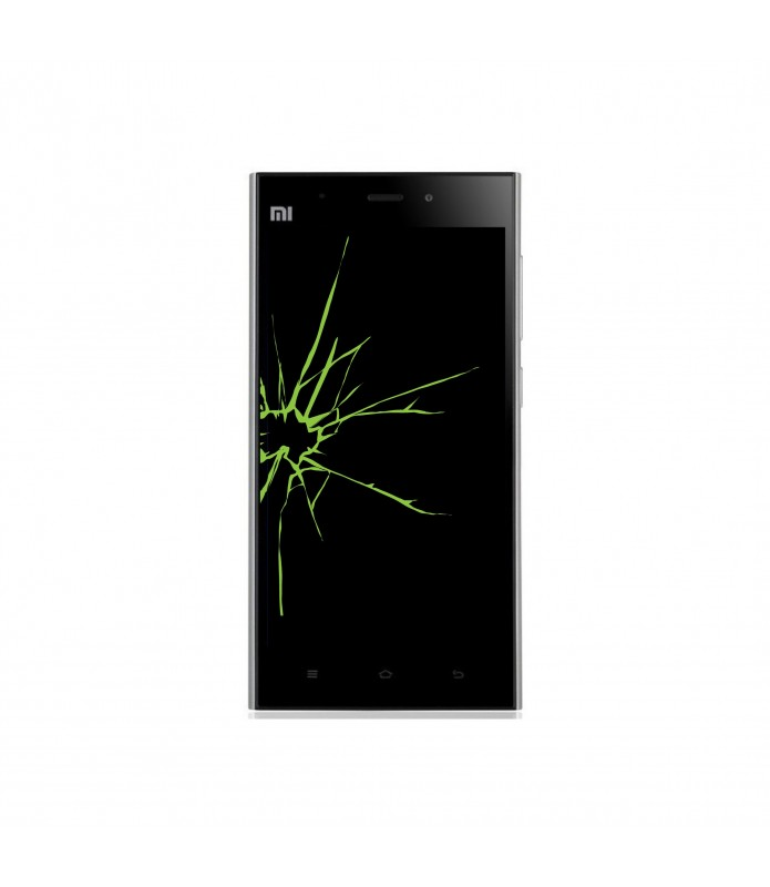 Réparation Xiaomi Mi 3 vitre + LCD avec contour (Réparation uniquement en magasin)