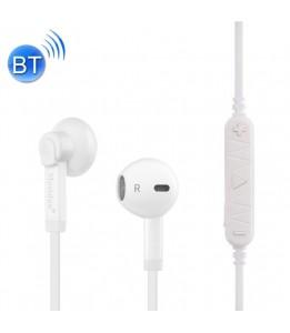 Mosidun Wireless Bluetooth Sport écouteurs stéréo Blanc