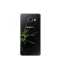 Réparation Samsung Galaxy A3 SM-A310 2016 vitre arrière
