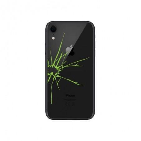 Réparation Apple iPhone XR  vitre arrière et châssis
