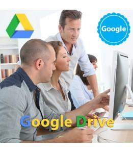 Ateliers informatiques - Google Drive - 1h30 de cours