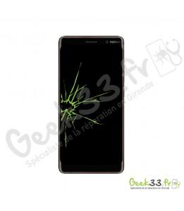 Réparation écran Nokia 7 Plus vitre + LCD