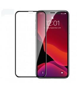 Protège écran verre trempé iPhone 11 Pro Max 9H 0.3mm Transparent