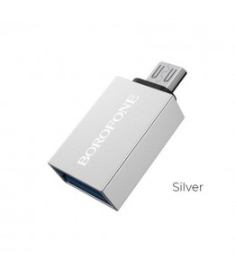 Cable OTG Borofone USB 3.0 Transfert de données