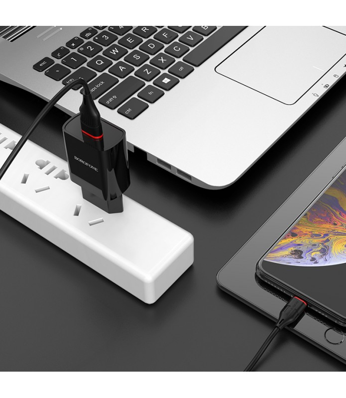 Chargeur secteur USB 5V 2.A