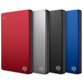 Disque dur externe Seagate Backup Plus Slim 1To Bleu