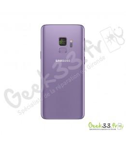 Réparation lentille protection APN Samsung Galaxy S9 SM-G960 lens