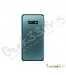 Réparation lentille caméra arrière Samsung Galaxy S10e SM-G970 Lens