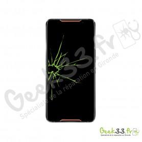 Réparation écran Asus Rog ZS600KL Vitre+LCD