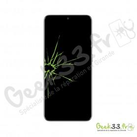 Réparation écran Samsung S20 G980 Vitre+Amoled