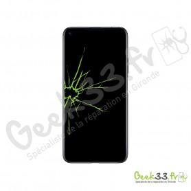 Réparation écran Huawei Nova 5T Vitre LCD