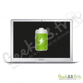 Remplacement batterie Macbook Air A1466