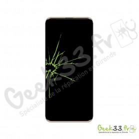 Réparation écran Xiaomi Mi10 5G/Pro Vitre + oled