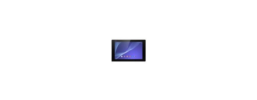 Xperia Z2 Tablet.